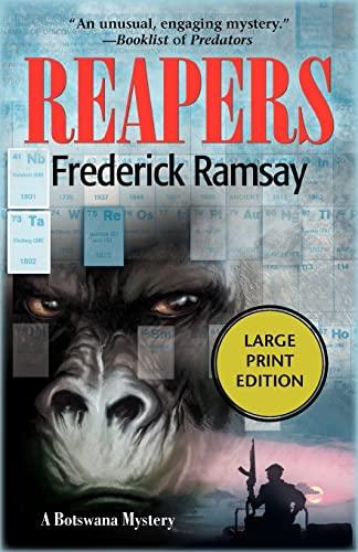 9781590588079: Reapers (Botswanna Series)