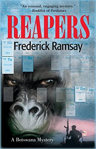 9781590588086: Reapers (Botswanna Series)