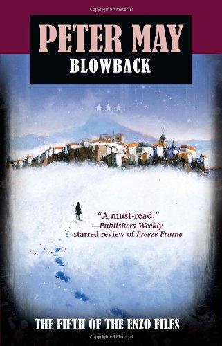 9781590588413: Blowback: An Enzo File (Enzo Files)