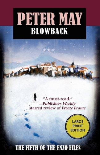 9781590588420: Blowback: An Enzo File (Enzo Files)