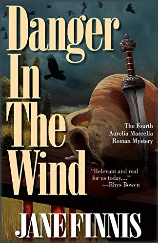 9781590588925: Danger in the Wind (Aurelia Marcella Roman Series)