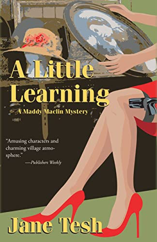 9781590589090: A Little Learning (Madeline Maclin Series)