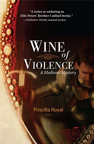 9781590589656: Wine of Violence (Medieval Mysteries)