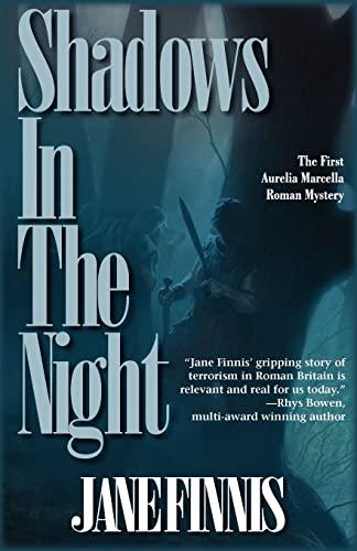 9781590589694: Shadows in the Night (Aurelia Marcella Roman Series)