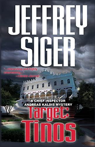 9781590589786: Target: Tinos (Inspector Kaldis Mysteries)
