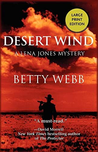 9781590589809: Desert Wind (Lena Jones Series)
