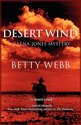 9781590589816: Desert Wind (Lena Jones Series)