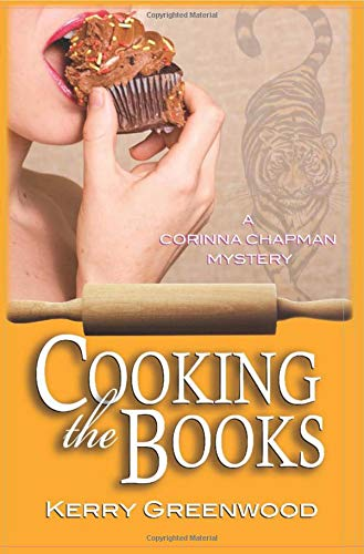 9781590589823: Cooking the Books (Corinna Chapman Mysteries)