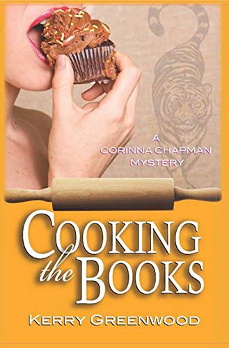 9781590589847: Cooking the Books (Corinna Chapman Mysteries)