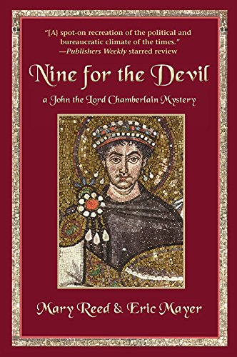 9781590589946: Nine for the Devil (John the Lord Chamberlain Mysteries)
