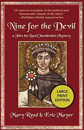 9781590589953: Nine for the Devil (John the Lord Chamberlain Mysteries)