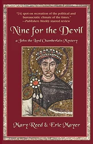 9781590589960: Nine for the Devil (John the Lord Chamberlain Mysteries)