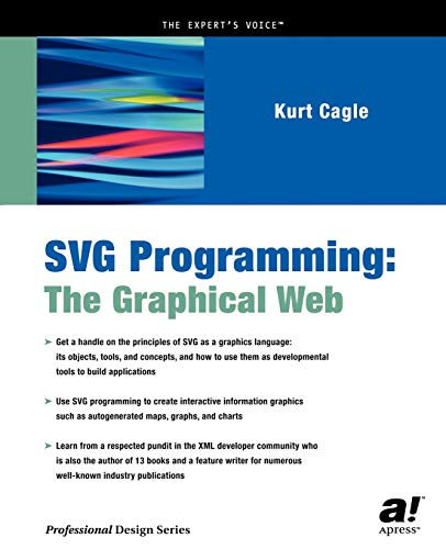 9781590590195: SVG Programming: The Graphical Web