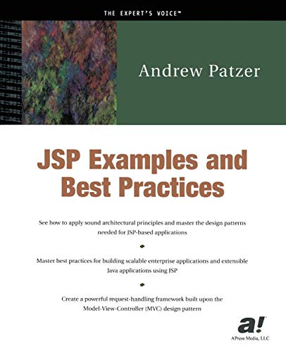 9781590590201: JSP Examples and Best Practices