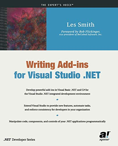 Writing Add-ins for Visual Studio .NET: Les Smith