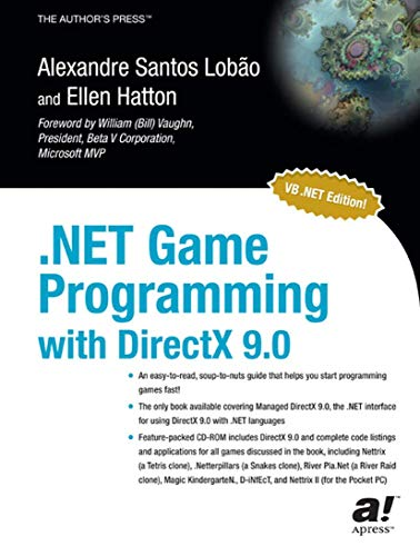 9781590590515: .NET Game Programming with DirectX 9.0