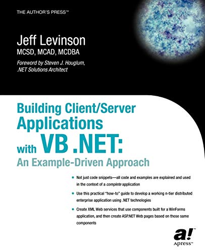 9781590590706: Building Client/Server Applications Under VB .NET: An Example-Driven Approach