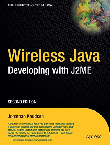 9781590590775: Wireless Java: Developing with J2ME (Books for Professionals By Professionals)
