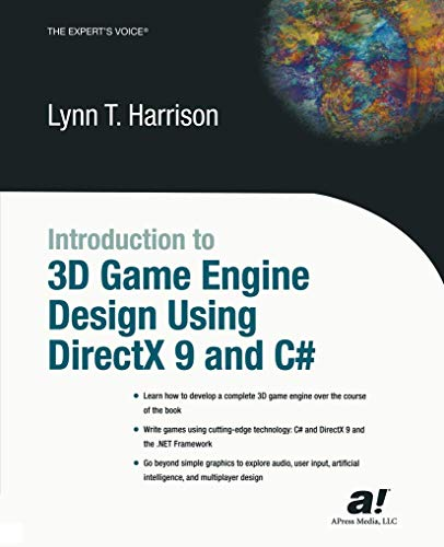 9781590590812: Introduction to 3D Game Engine Design Using DirectX 9 and C#