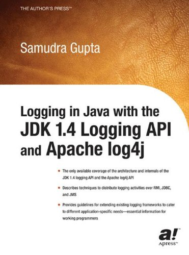 Logging in Java with the JDK 1: Samudra Gupta