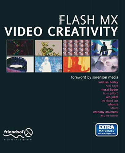 Flash Video Creativity (Mixed media product): Jerome Turner, Ken