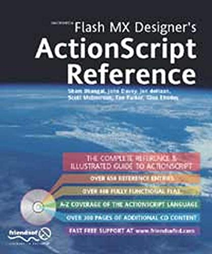 Macromedia Flash MX Designer's ActionScript Reference (1590591658) by Parker, Tim; Rhodes, Glen; deHaan, Jen; Bhangal, Sham; Davey, John; Mebberson, Scott
