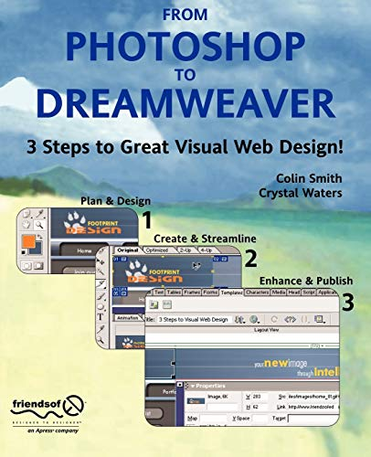 9781590591741: From Photoshop to Dreamweaver