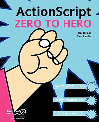 9781590591758: ActionScript Zero to Hero