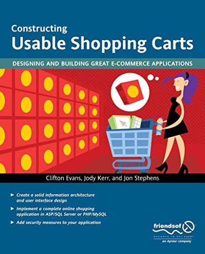 9781590591765: Usable Shopping Carts