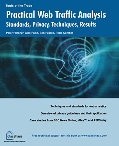9781590592083: Practical Web Traffic Analysis: Standards, Privacy, Techniques, and Results