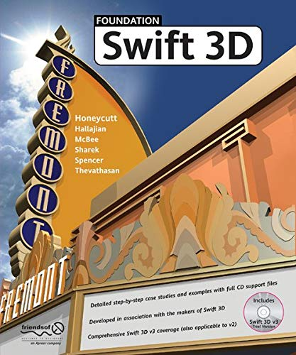 9781590592106: Foundation Swift 3D v3