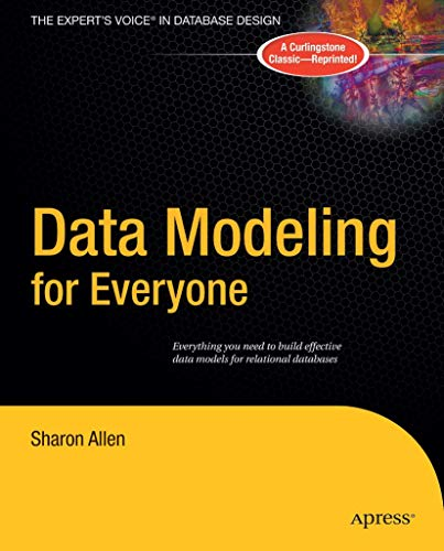 9781590592137: Data Modeling for Everyone