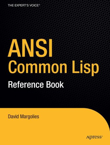 9781590592205: The Ansi Common Lisp Reference Book