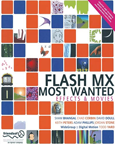 9781590592243: Flash MX Most Wanted: Effects & Movies