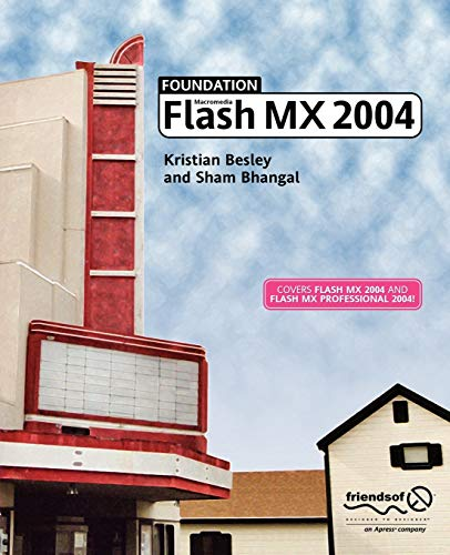 9781590593035: Foundation Macromedia Flash MX 2004