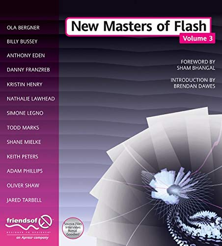 9781590593141: New Masters of Flash: Volume 3