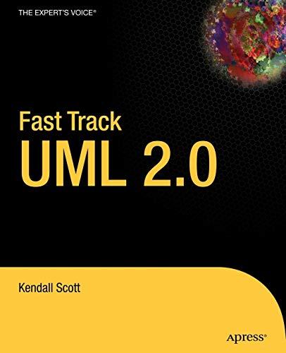 9781590593202: Fast Track UML 2.0