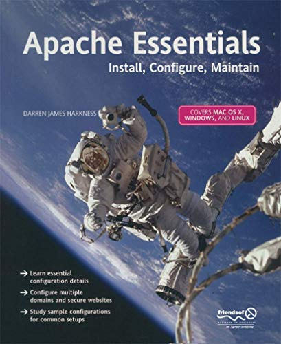 9781590593554: Apache Essentials: Install, Configure, Maintain