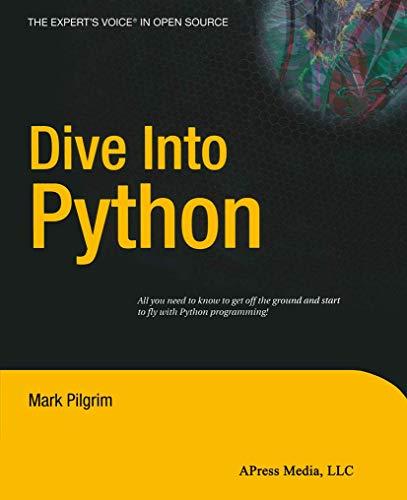 9781590593561: Dive Into Python