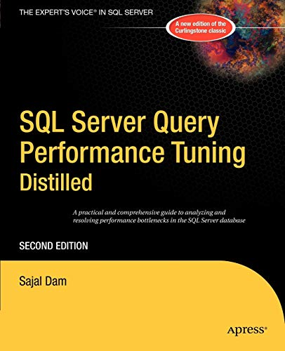 9781590594216: SQL Server Query Performance Tuning Distilled (Books for Professionals by Professionals)