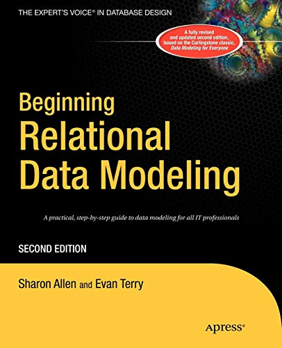 9781590594636: Beginning Relational Data Modeling, Second Edition