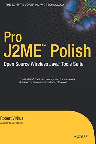 Pro J2ME Polish: Open Source Wireless Java: Robert Virkus