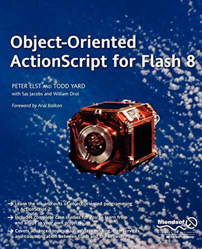 9781590596197: Object-Oriented ActionScript for Flash 8