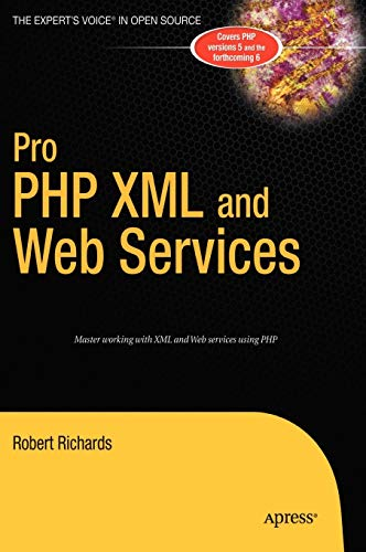 9781590596333: Pro PHP XML and Web Services