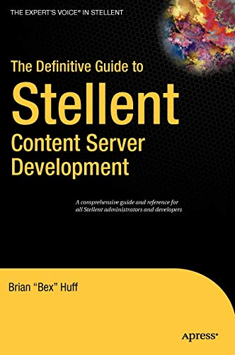 9781590596845: The Definitive Guide to Stellent Content Server Development