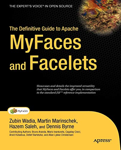 9781590597378: The Definitive Guide to Apache MyFaces and Facelets