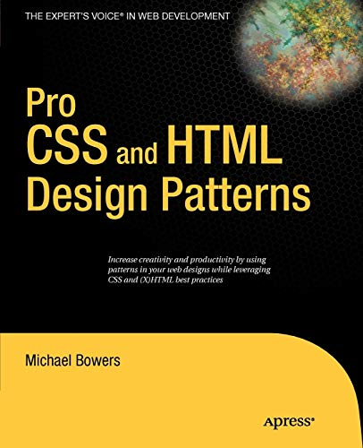 9781590598047: Pro CSS and HTML Design Patterns