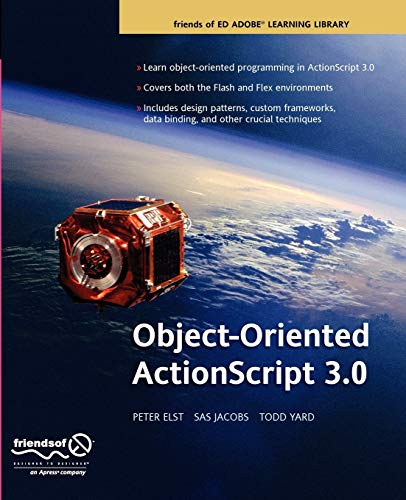 9781590598450: Object-Oriented ActionScript 3.0