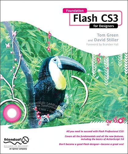 9781590598610: Foundation Flash CS3 for Designers