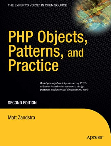 9781590599099: PHP Objects, Patterns, and Practice